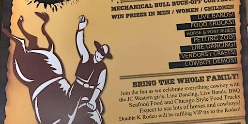 Wild West Party (on Leap Day, Feb.29)