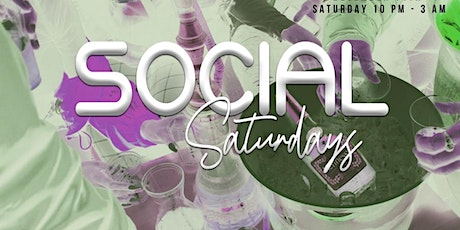 SOCIAL SATURDAYS : It's a Different Vibe! tickets