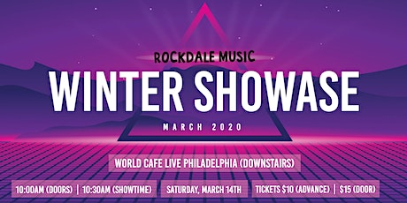 Rockdale 2020 Winter Showcase  {CANCELLED} tickets