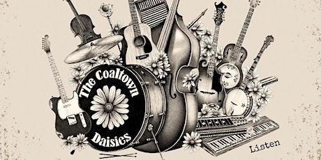 The Coaltown Daisies // Foot Stompin Americana Folk // The Twa Tams tickets