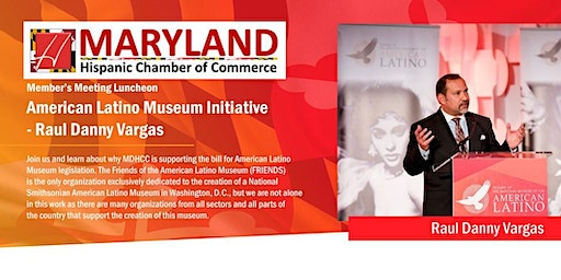 MDHCC and The American Latino Museum Initiative