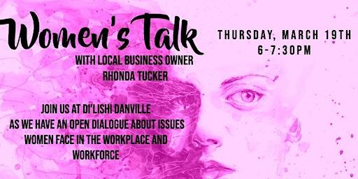 Women's Talk at Di'Lishi