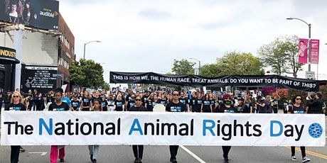 The NATIONAL ANIMAL RIGHTS DAY - 10th year celebration! - FREE EVENT tickets