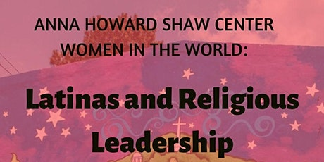 Women in the World: Latinas and Religious leadership tickets