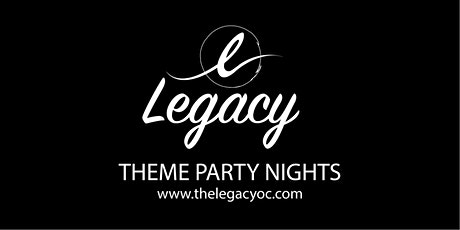 HALF-O-WEEN | Legacy Nightclub Themed Party Series| SATURDAY MAY 30TH tickets