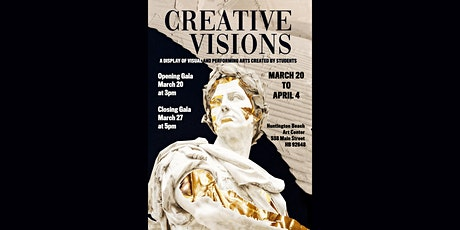 Creative Visions Opening Gala tickets