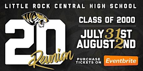 LRCHS Class of 2000 20th Reunion tickets