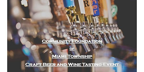 Craft Beer and Wine Tasting tickets