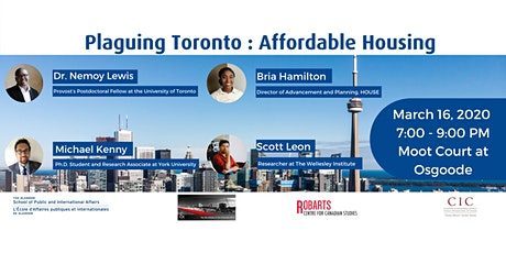 Plaguing Toronto: Affordable Housing tickets