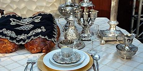 B J C Hosts Shabbat  Community Dinner tickets