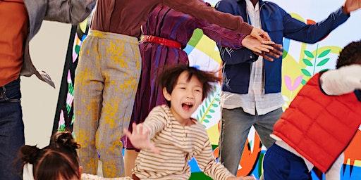 フォトラボ -子ども向け:家族で楽しいポートレート写真を撮ろう