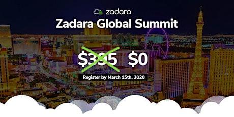 Zadara Global Summit 2020 tickets