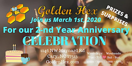 Celebrate 2nd Year in Business with Golden Hex East European Grocery Store tickets