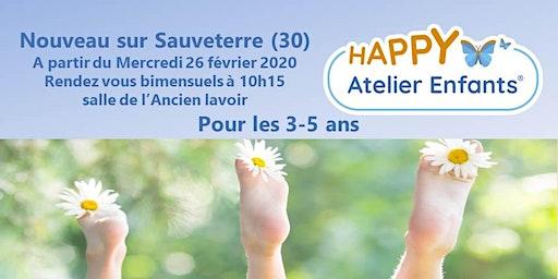 Happy Atelier Enfants 3-5 ans