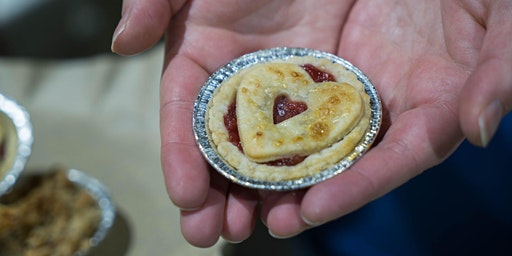 The Power of Pie + Pi (π) Baking Class! 3.14159265359