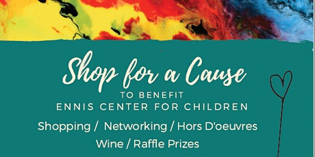 Shop for a Cause tickets