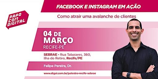 Palestra Facebook e Instagram em Ação - SEBRAE