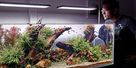 George Farmer Aquascaping Workshop at Aquarium Gardens tickets