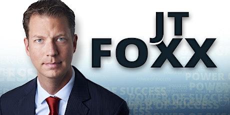 JT Foxx Business Growth Event  Edmonton June 27-28 tickets
