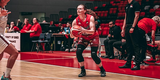 Leicester Riders Women Basketball vs BA London Lions