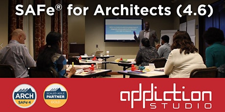 Scaled Agile (SAFe) for Architects 5.0 tickets