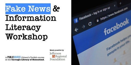Fake News and Information Literacy Workshop