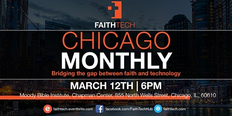 FaithTech Chicago March Meetup tickets