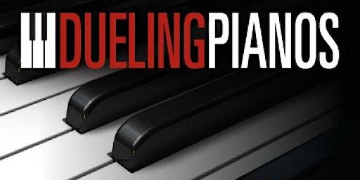 April Dueling Pianos at Gypsy Blu !!