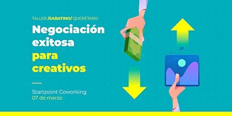 Negociación Exitosa Para Creativos / SABATINO boletos
