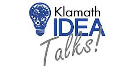 Klamath IDEA Talk - April 15, 2020 tickets