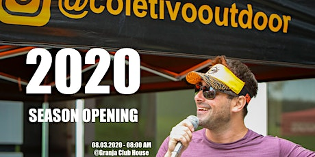 Coletivo Outdoor - Season Opening ingressos