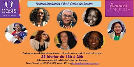 Femmes du Monde tickets
