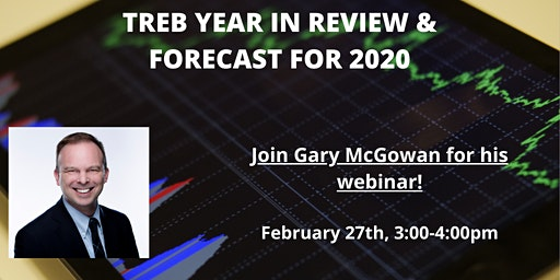 TREB Year in Review and Forecast for 2020