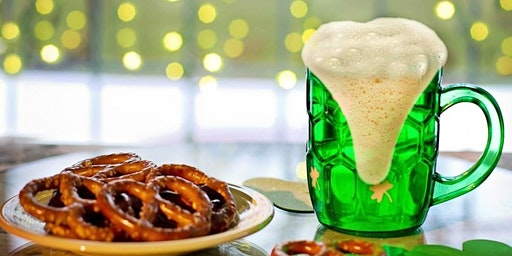 Saint Patrick's Day Member's Happy Hour
