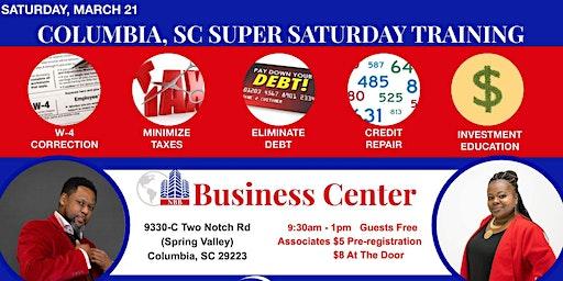 Columbia SC Super Saturday