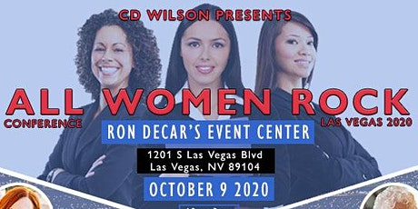 All Women Rock - Las Vegas tickets