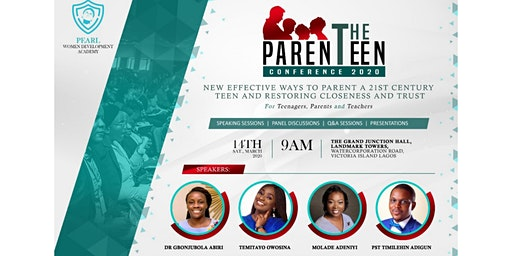 The Parenteen Conference 2020.