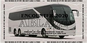 Encounter 2020 - Bustickets (to Theater Amsterdam)