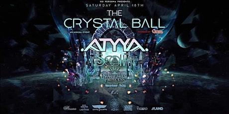 The Crystal Ball~Atyya,Soohan,Naughty Princess,Anchor Hill tickets