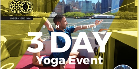 3 Day Yoga Event tickets
