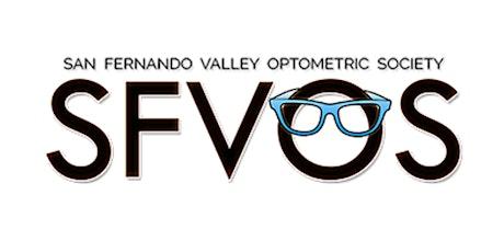 San Fernando Valley Optometric Society Spring 2020 CE tickets