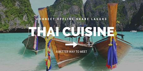 Thai Delight | Melbourne Singles Ages 25-45 tickets