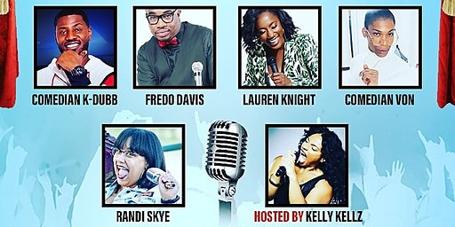 Ladies Free comedy Show At Dawghouse