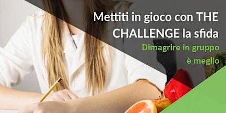 The Challenge  La Sfida - Dimagrire insieme è più facile biglietti