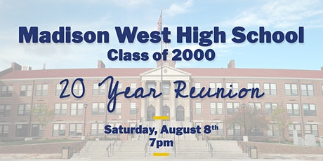 West High School 20 Year Reunion tickets