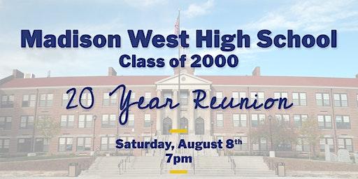 West High School 20 Year Reunion