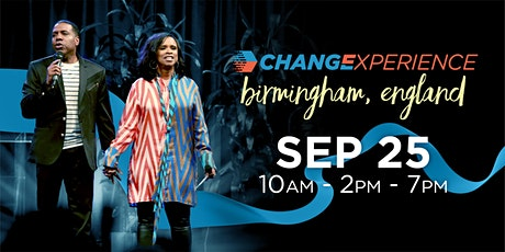 CANCELED - Change Experience 2020 - Birmingham, England tickets