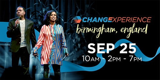 Change Experience 2020 - Birmingham, England
