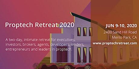 Proptech Retreat 2020 tickets