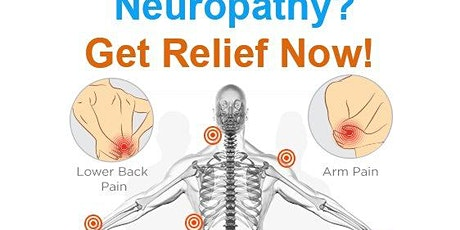Chronic Pain Relief & Neuropathy Seminar tickets